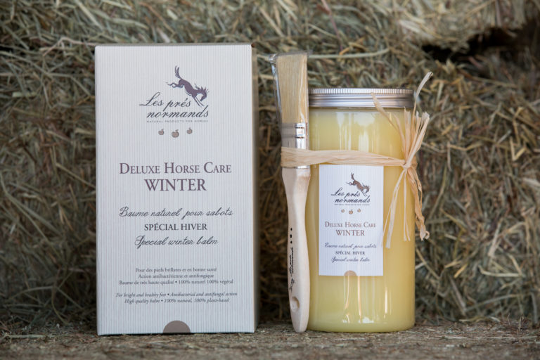 Baume Deluxe Horse Care Winter